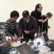 ~やまがたNPOウィーク~3Dプリンター体験会の様子