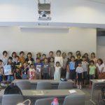 平成30年8月8日(水)、「夏休み企画 親子で工場見学」を開催しました。