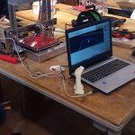 WEB動画:「山形の未来を拓く21世紀型能力を育む推進事業~世界最先端の技術を山形の小中学生に~ 3Dプリンター教室」の様子